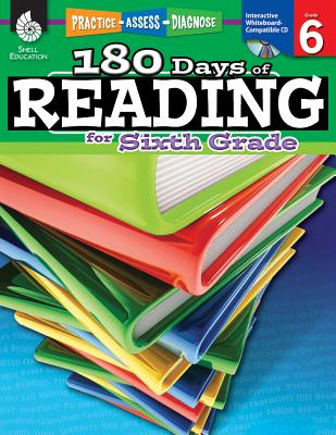 180 Days of Reading for Sixth Grade By Kinberg, Margot